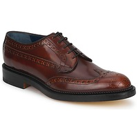Shoes Men Derby shoes Barker ANDERSON Brown