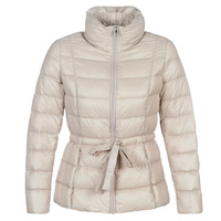 material Women Duffel coats Lauren Ralph Lauren PACKABLE RB Taupe