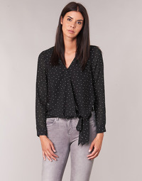 material Women Blouses Moony Mood LUKE Black