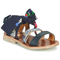 Shoes Girl Sandals Catimini CASALA Marine