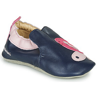 Shoes Girl Slippers Catimini CITOLA Marine / Pink