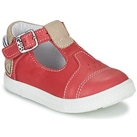 Shoes Boy High top trainers GBB ATALE Red