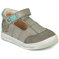 Shoes Boy Sandals GBB ARENI Grey