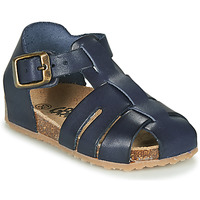 Shoes Boy Sandals GBB FREDERICO Marine