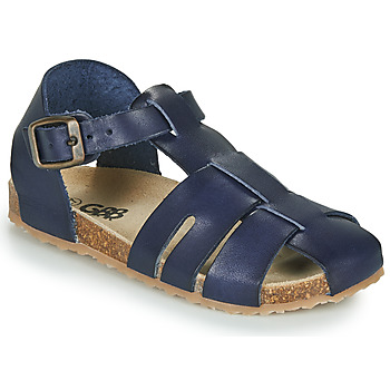 Shoes Boy Sandals GBB FREDERICO Blue