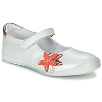 Shoes Girl Ballerinas GBB EMILIETTE White