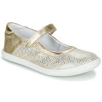 Shoes Girl Ballerinas GBB PLACIDA Gold