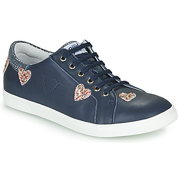 Shoes Girl Low top trainers GBB ASTROLA Marine