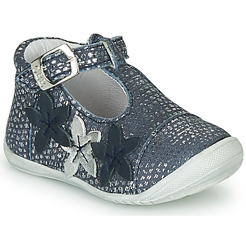 Shoes Girl Ballerinas GBB AGATTA Blue