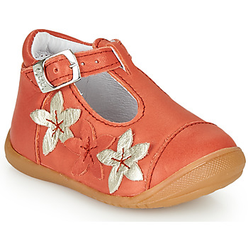 Shoes Girl Ballerinas GBB AGATTA Coral