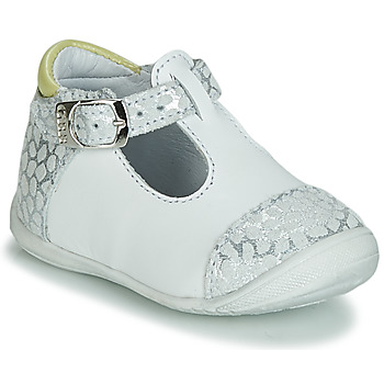 Shoes Girl Ballerinas GBB MERTONE White