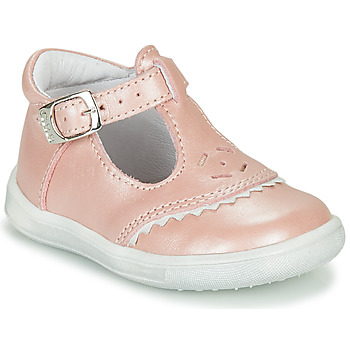 Shoes Girl Ballerinas GBB AGENOR Pink