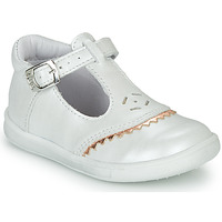 Shoes Girl Ballerinas GBB AGENOR White