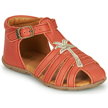Shoes Girl Sandals GBB ANAYA Coral