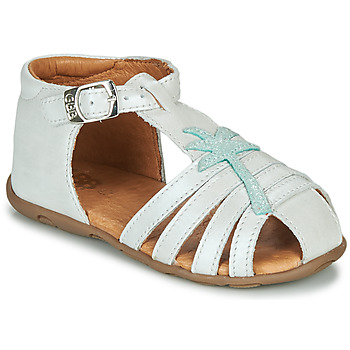 Shoes Girl Sandals GBB ANAYA White