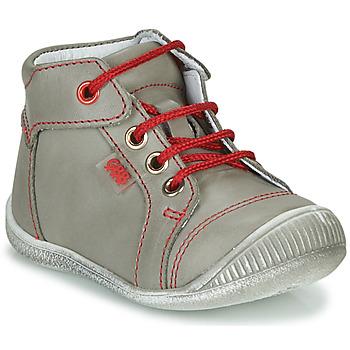 Shoes Boy Mid boots GBB PARGA Grey
