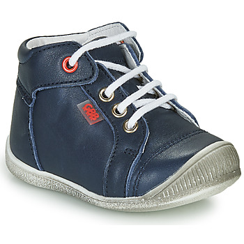 Shoes Boy High top trainers GBB PARGA Marine
