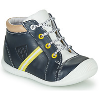 Shoes Boy High top trainers GBB GABRI Blue