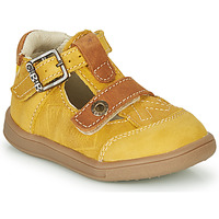 Shoes Boy Sandals GBB AREZO Yellow