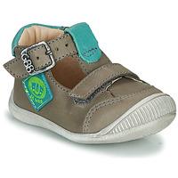 Shoes Boy Sandals GBB BOLINA Grey