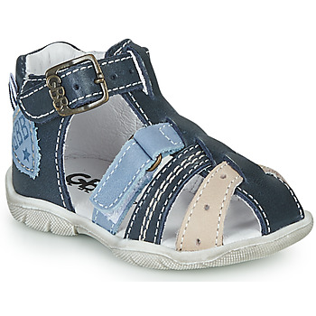 Shoes Boy Sandals GBB BYZANTE Blue