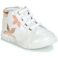 Shoes Girl High top trainers GBB ALEXA White