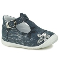 Shoes Girl Ballerinas GBB ANAXI Blue