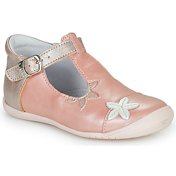 Shoes Girl Ballerinas GBB ANAXI Pink