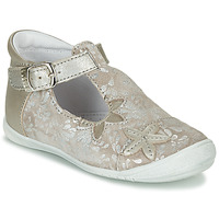 Shoes Girl Ballerinas GBB ANAXI Beige