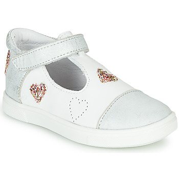 Shoes Girl Ballerinas GBB ANISA White