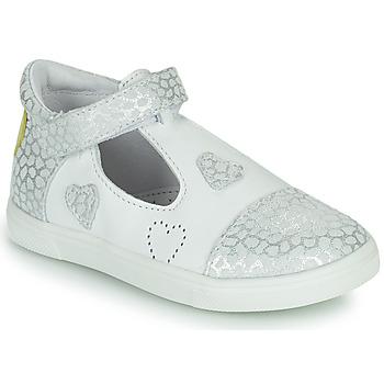 Shoes Girl Ballerinas GBB ANISA White