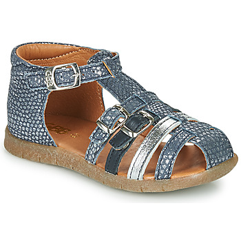 Shoes Girl Sandals GBB PERLE Blue