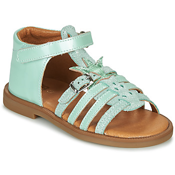 Shoes Girl Sandals GBB CARETTE Green