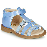 Shoes Girl Sandals GBB ANTIGA Blue