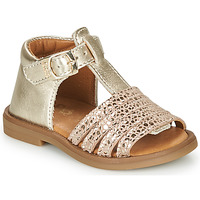 Shoes Girl Sandals GBB ATECA Gold