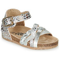 Shoes Girl Sandals GBB ALECTA Silver