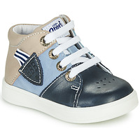 Shoes Boy High top trainers GBB AMOS Blue / Grey