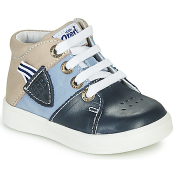 Shoes Boy High top trainers GBB AMOS Blue