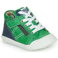 Shoes Boy High top trainers GBB ANATOLE Green