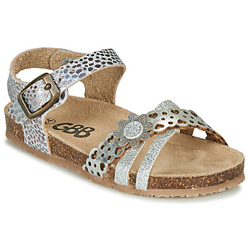 Shoes Girl Sandals GBB PANORA Silver