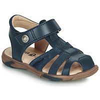 Shoes Boy Sandals GBB LUCA Blue