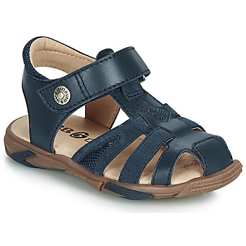 Shoes Boy Sandals GBB LUCA Blue