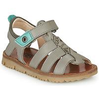 Shoes Boy Sandals GBB PATHE Grey