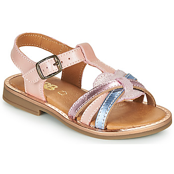 Shoes Girl Sandals GBB EGEA Pink