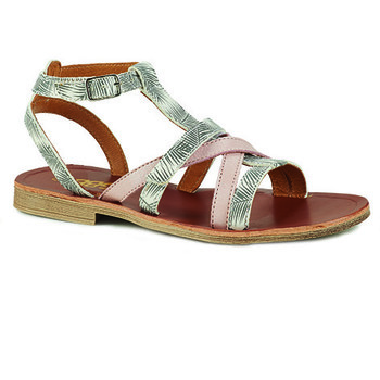 Shoes Girl Sandals GBB JULIA Pink