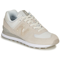 Shoes Women Low top trainers New Balance WL574WNT Beige
