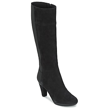 Shoes Women Boots Geox INSPIRAT ST C Black