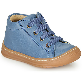 Shoes Boy High top trainers GBB HIPOTE Blue