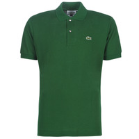material Men short-sleeved polo shirts Lacoste POLO L12 12 REGULAR Green
