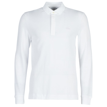 material Men short-sleeved polo shirts Lacoste PH2481 REGULAR White